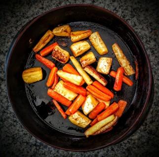 Honey Roast Veg 1