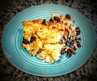 Sourdough Bread and Butter Pudding 5