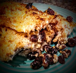 Sourdough Bread and Butter Pudding