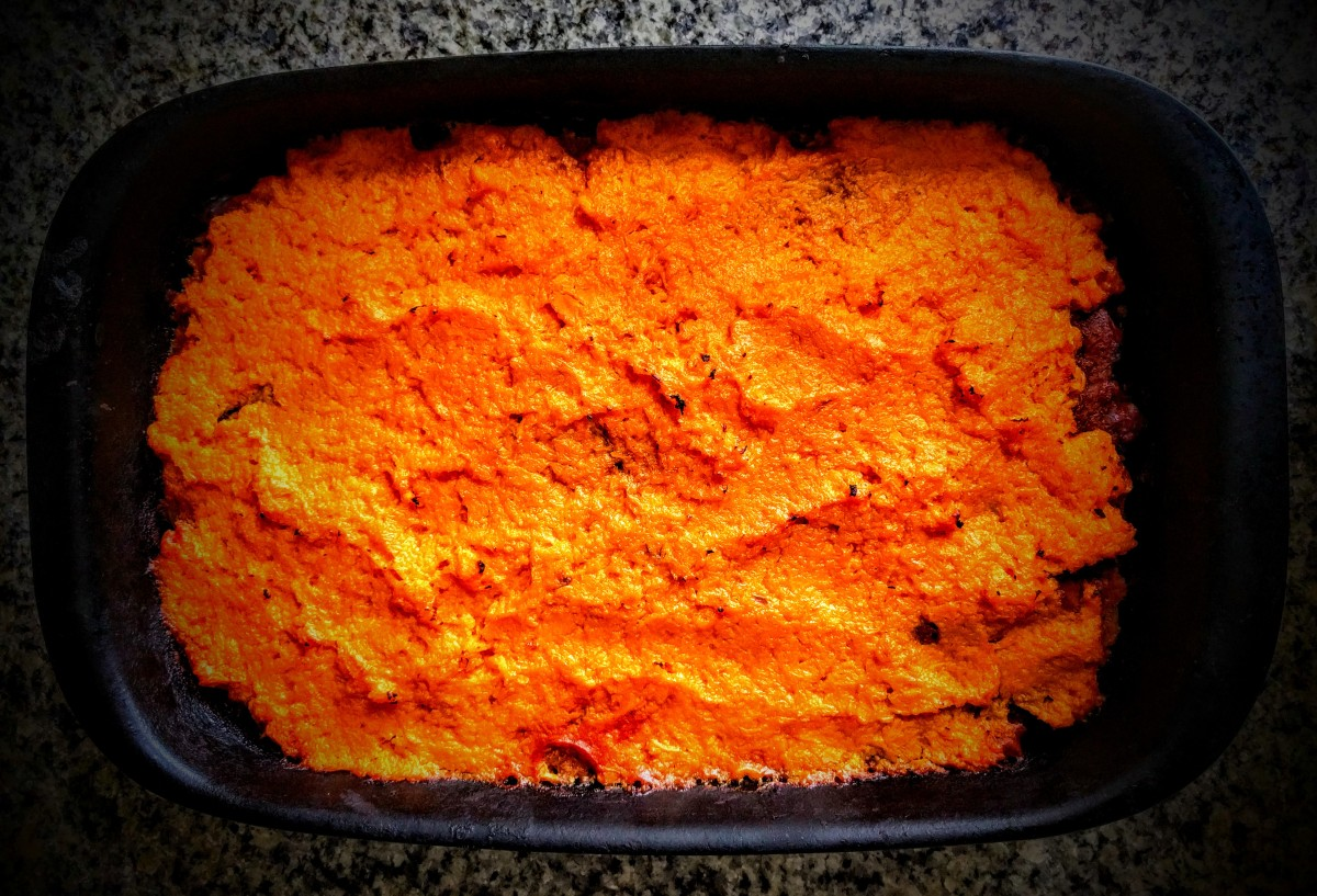 Vegan Shepherds Pie2