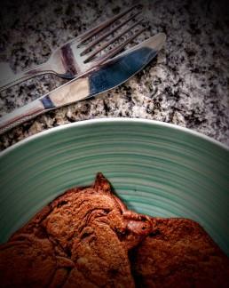 Chocolate Sweet Potato Pancakes 3