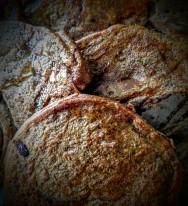Chocolate Sweet Potato Pancakes