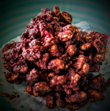 Raspberry Rice Crispy Cakes 1