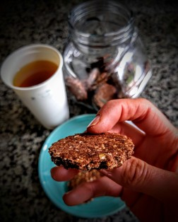 Chocolate and Ginger Digestives 2