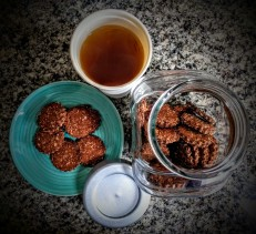 Chocolate and Ginger Digestives 3