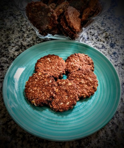 Chocolate and Ginger Digestives 4