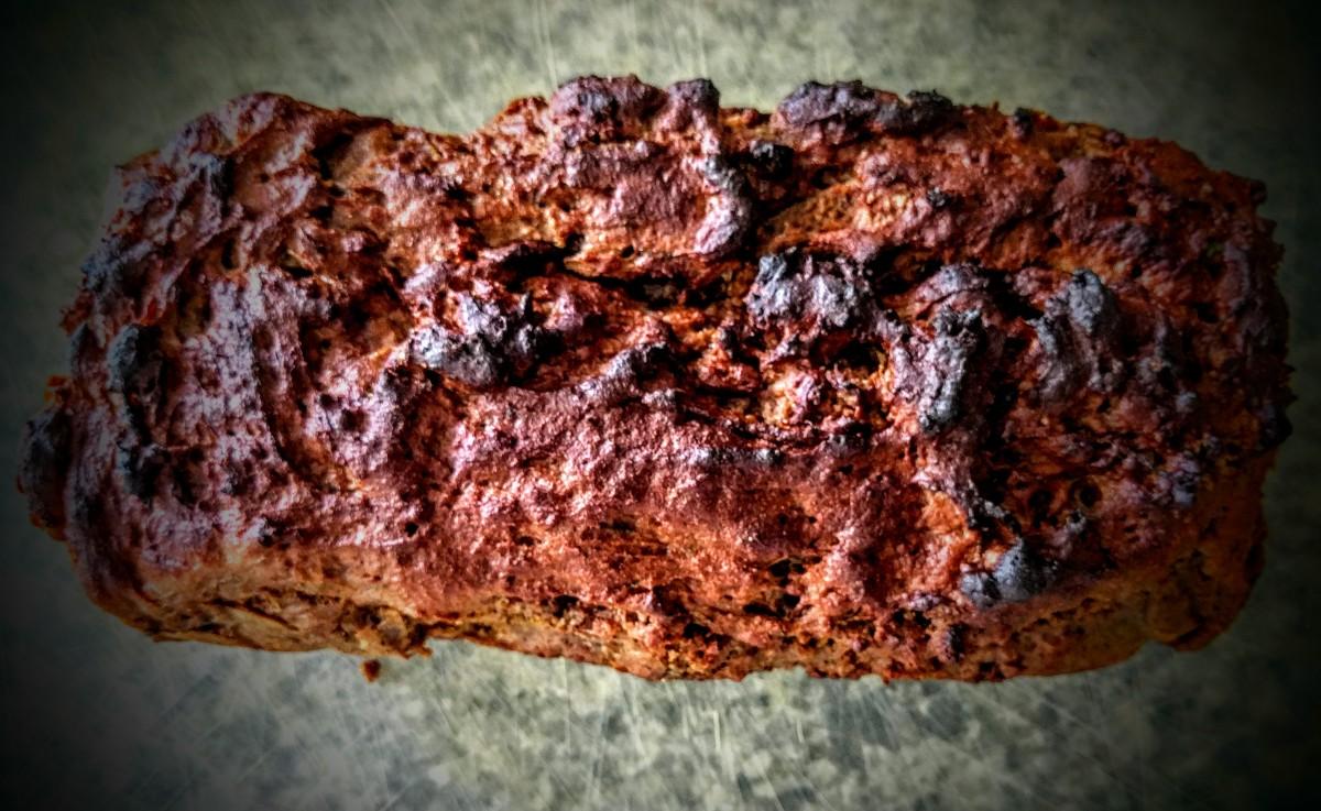 Courgette Bread 2
