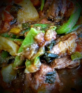 Slow Cooked Lamb Stew 3