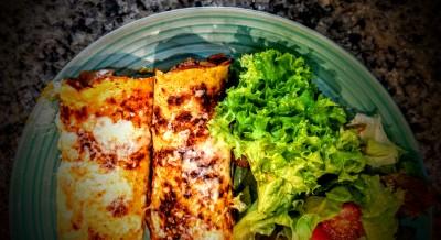 Chicken or Beef Enchiladas 3