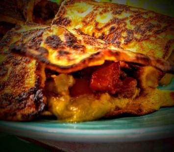 Chicken or Beef Enchiladas 7