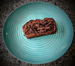 Chocolate, Banana and Date Bread 6