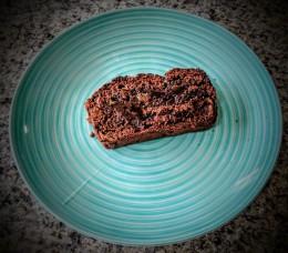 Chocolate, Banana and Date Bread 6