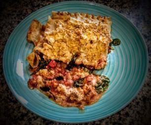 Vegan Cheesy Lasagna 8