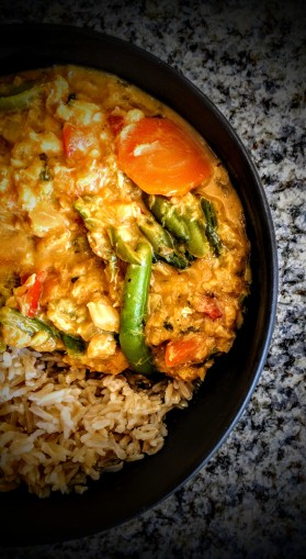 Slow Cooked Fish and Butternut Squash Curry 3