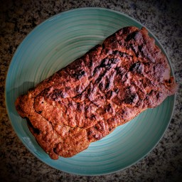 Honey and Banana Cake 1