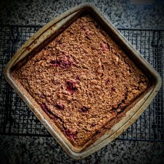 Baked Spiced Pumpkin Porridge