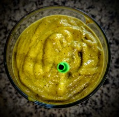 Pumpkin Spice Smoothie 4