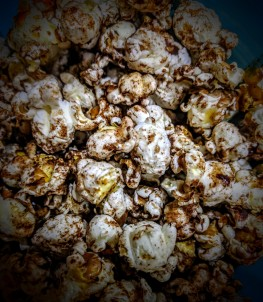 Sweet and Salty Popcorn 6