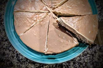Banoffee cheesecake 6