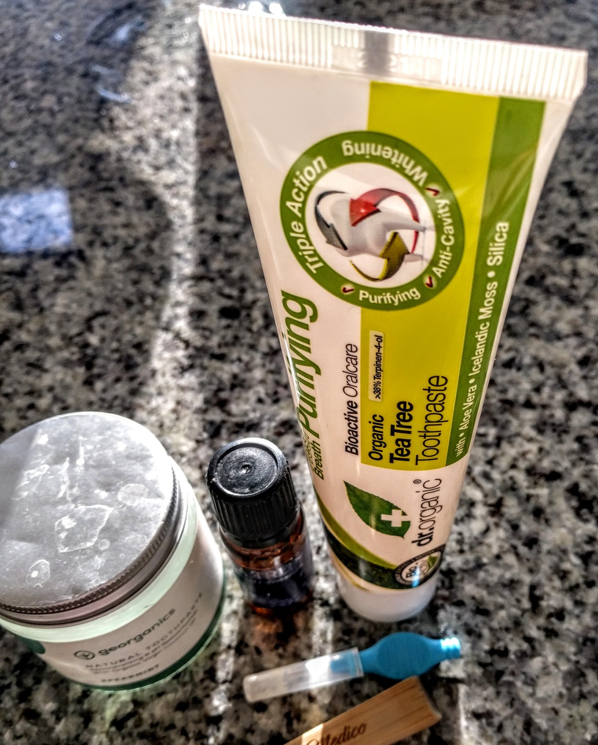 5 natural products for gum disease 1