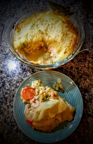 Dad's Fish Pie 5