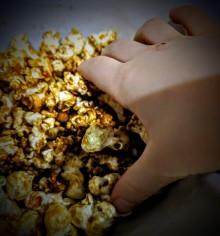 Salted Caramel Popcorn 2