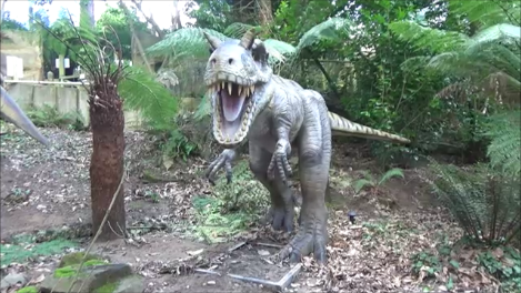 DITL - Hunting Dinosaurs in Devon