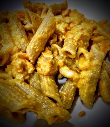 Seafood Pesto and Pasta 2