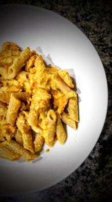 Seafood Pesto and Pasta 8