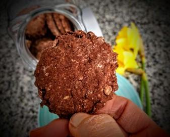 Vegan Chocolate Chip Digestives