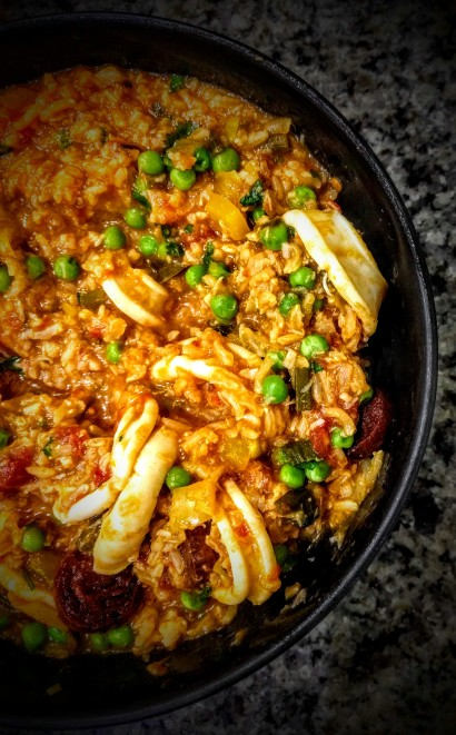 Easy Peasy Paella 3