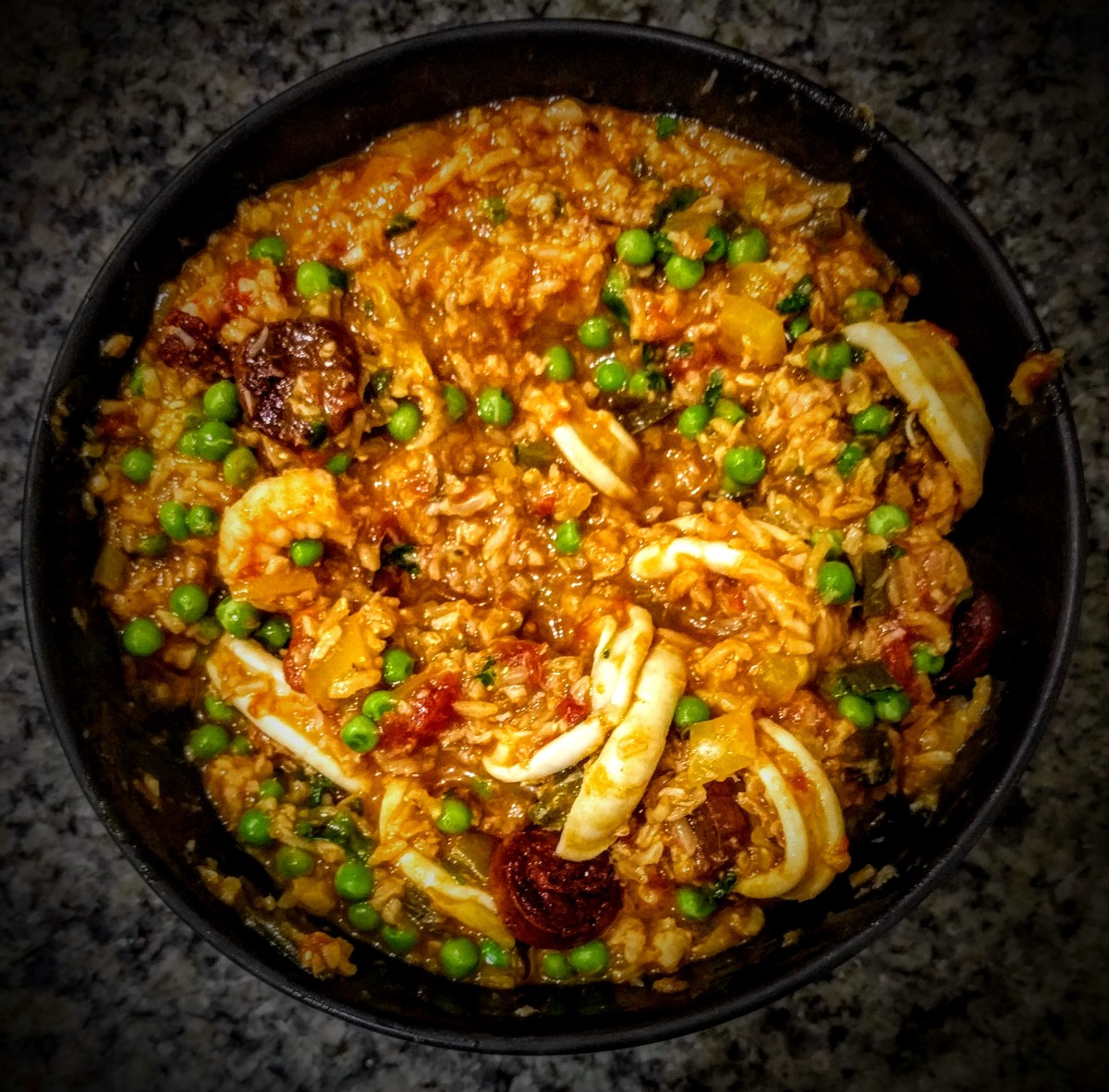 Easy Peasy Paella 4