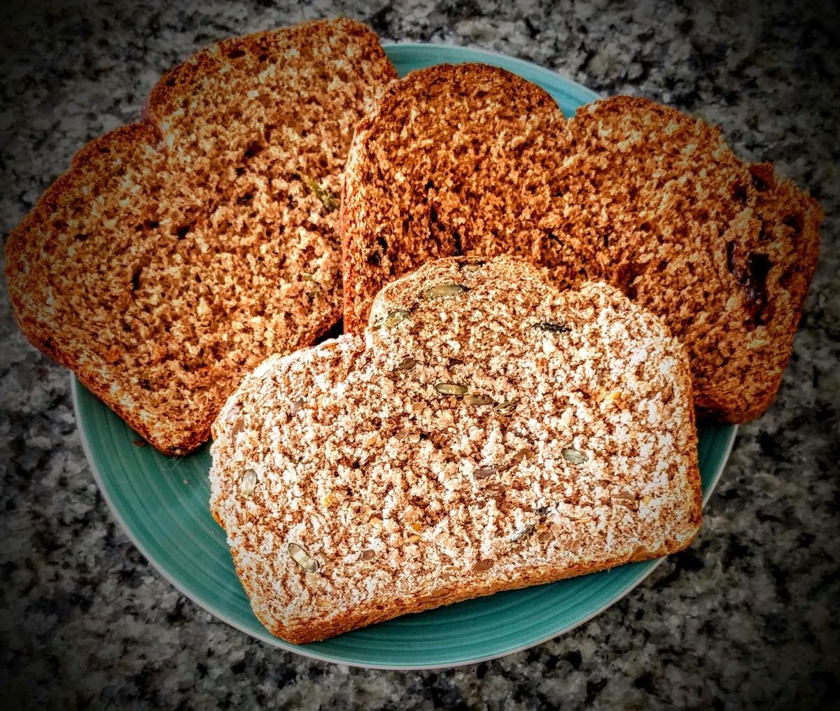 3 Delicious Spelt Flour Breads 3