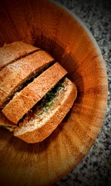 Dad's Garlic Bread 2