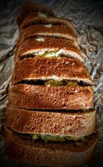 Dad's Garlic Bread 4