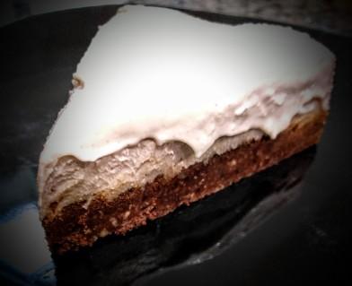 Vegan Neopolitan Cheesecake