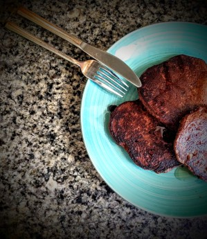 Chocolate, Coconut and Raisin Pancakes 7