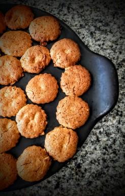 Gluten Free Almond Biscotti 4