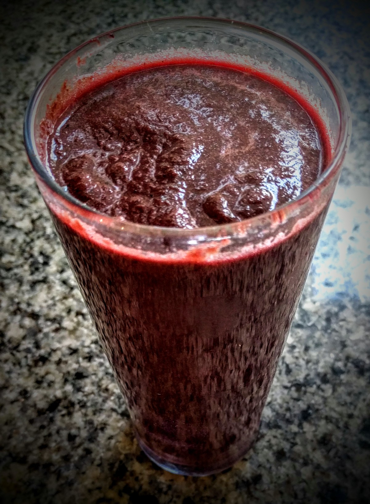 Beetroot Red and Green Smoothie 4