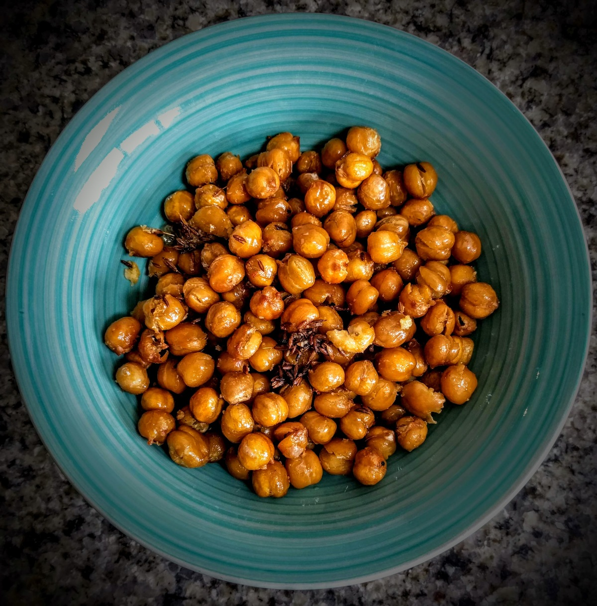 Roasted Chickpea with Cumin Seeds 7