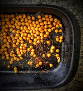 Roasted Chickpea with Cumin Seeds 9