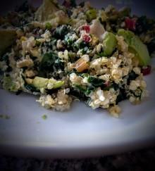 Warm Winter Salad 3