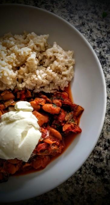 White Bean Curry with Ajwain 1
