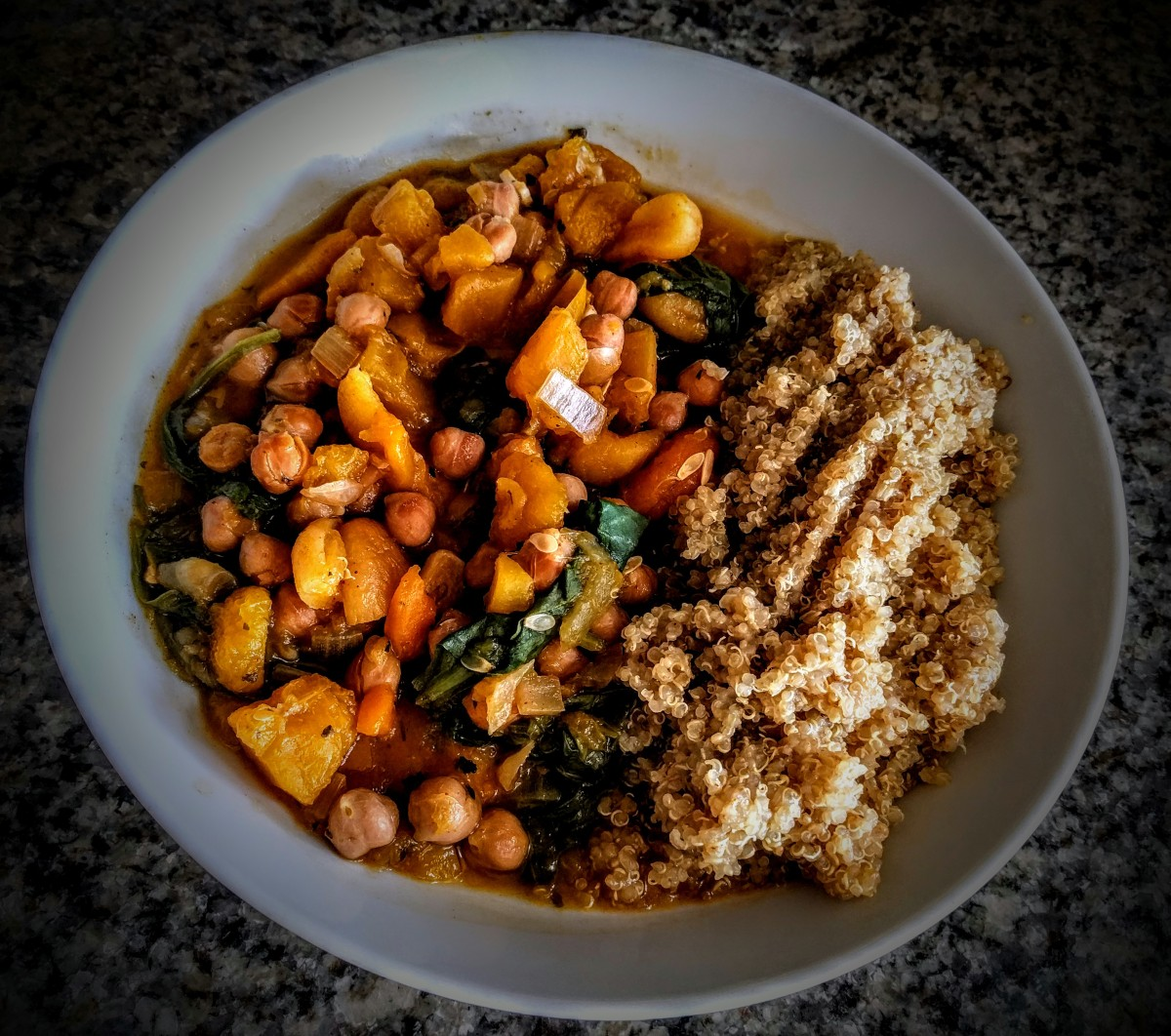 Slow Cooked Chickpea Tagine 8