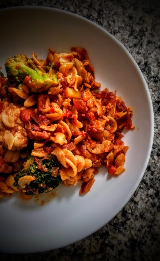 Chicken and Bacon Pasta 3