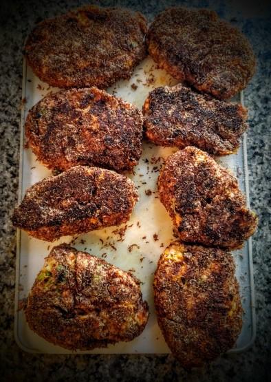 Gluten Free Breaded Fish Cakes £