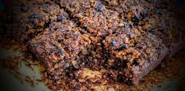 Salted Caramel and Pecan Flapjacks 12