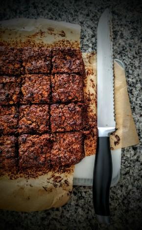 Salted Caramel and Pecan Flapjacks 13