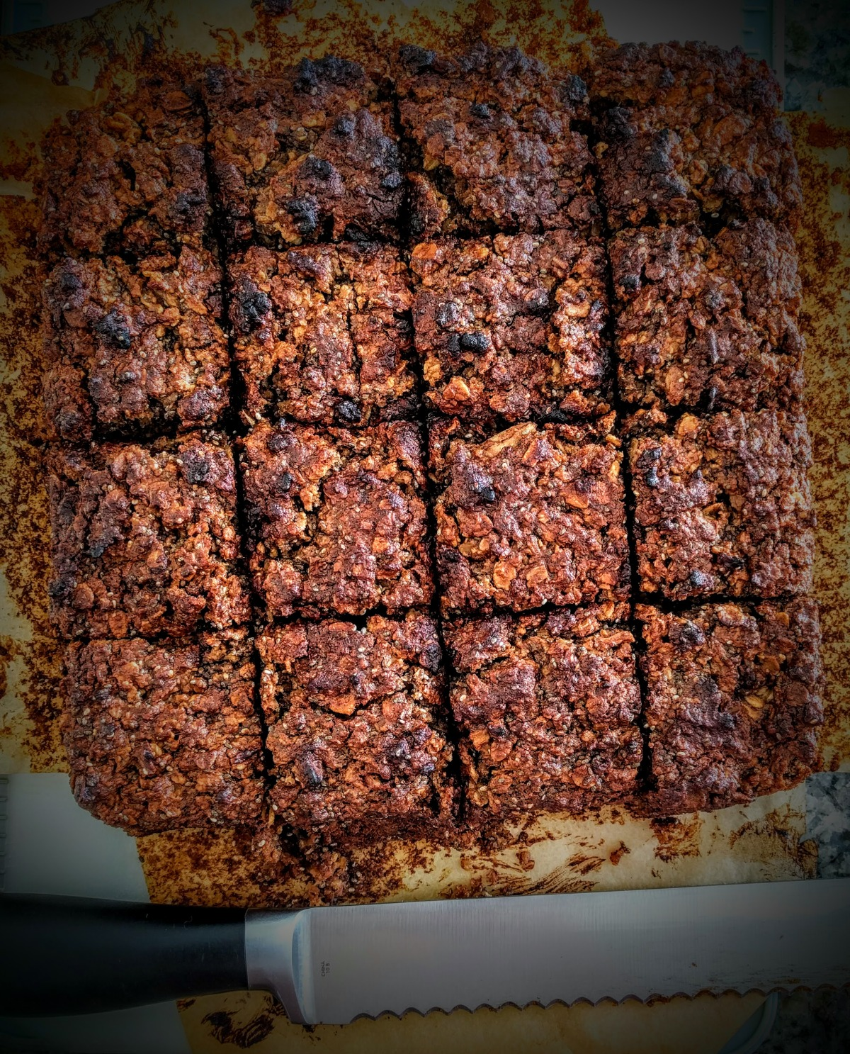 Salted Caramel and Pecan Flapjacks 6