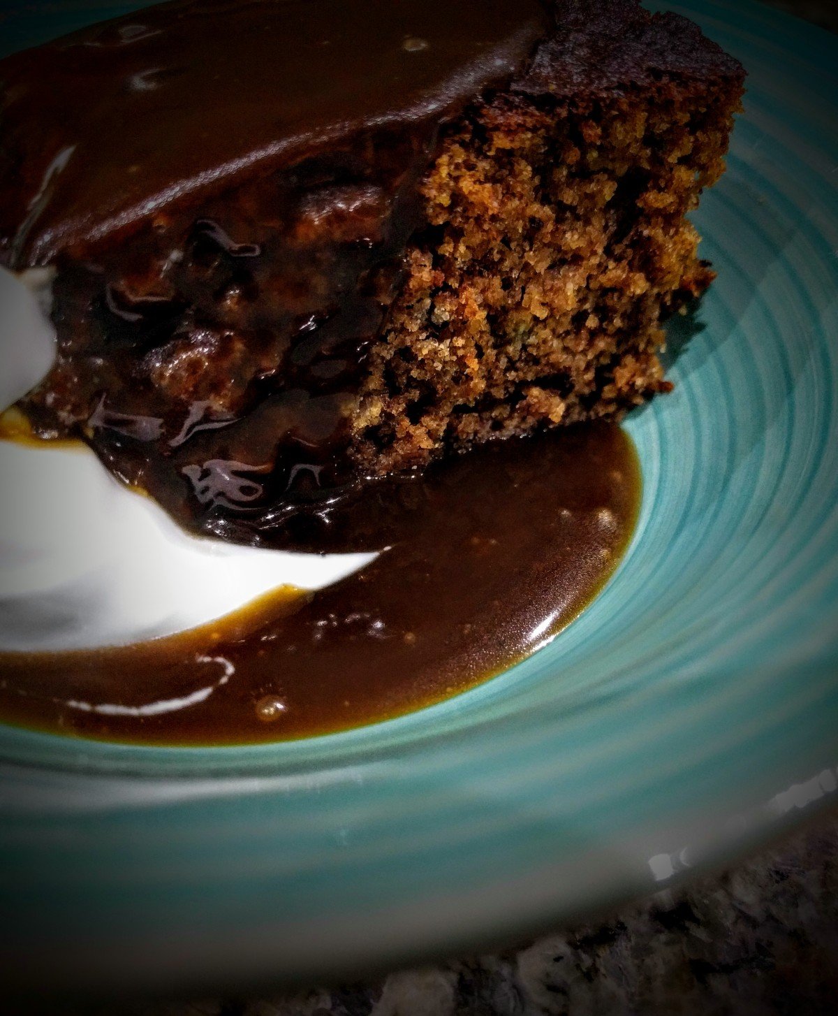 Sticky Toffee Pudding 10